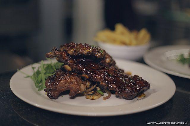 Diner restaurant De Zwarte Zwaan